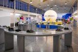 Agence retail design décor showroom pop-up